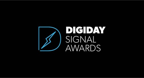iQ Media Wins Best Audience Measurement Platform  In the 3rd Annual Digiday Signal Awards