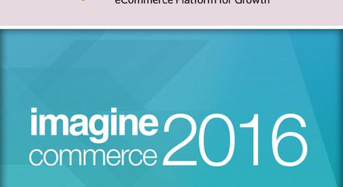 Magento Imagine 2016: Show Recap