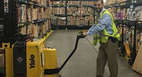 Gaming software helps Walmart logistics improve safety education, culture