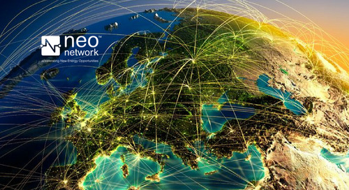 NEO Network Expands to Europe, Accelerates Renewable Energy & Sustainability
