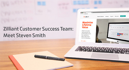 Zilliant Customer Success Team: Meet Steven Smith