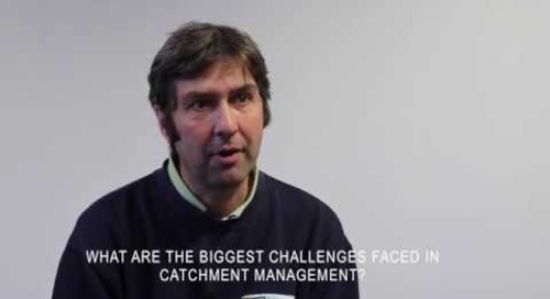 Video: Chris Turner of Natural England on the challenges of catchment management