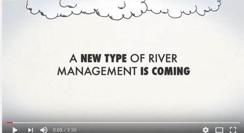 Animation: A new type of river management
