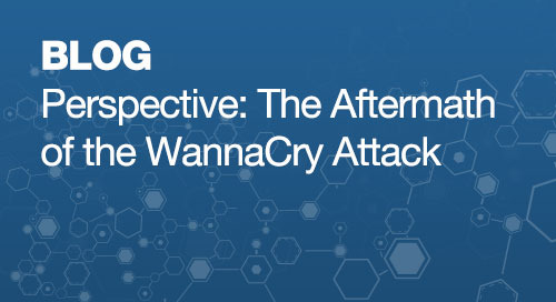 Perspective: The Aftermath of the WannaCry Attack