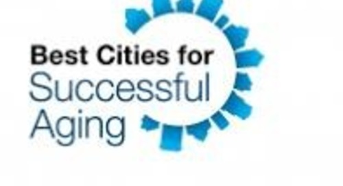 Best Cities for Successful Aging