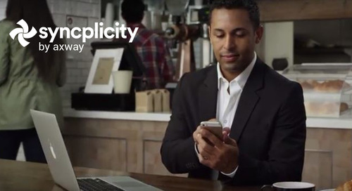 Watch Syncplicity in Action: Mobility & Collaboration