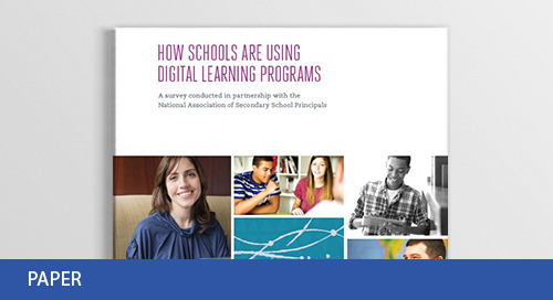 How Schools are Using Digital Learning Programs