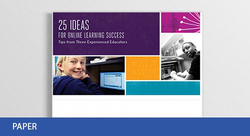 25 Ideas for Online Learning Success