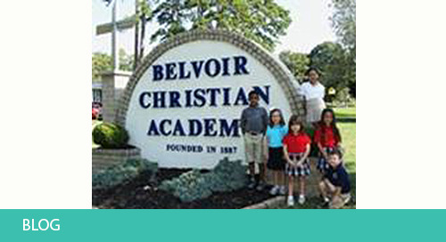 Why Belvoir Christian Academy is Engaging its Middle School Students with Online Learning