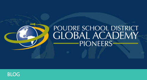 Poudre School District Global Academy: Recognized for the Highest Growth Scores in Colorado