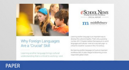 Why Foreign Languages Are a Crucial Skill