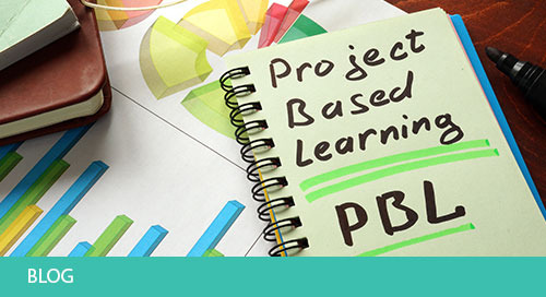 A Successful Method: Project-Based Learning in a Blended Environment
