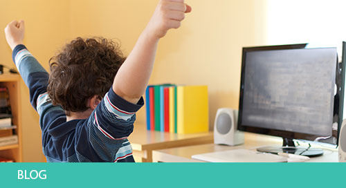 Using the Power of Online Learning for Kindergarten Readiness