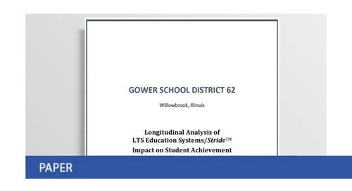 Gower School District Longitudinal Study