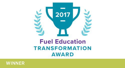2017 Transformation Award Winners