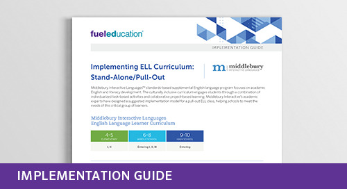 Bundle: ELL Implementation Guides