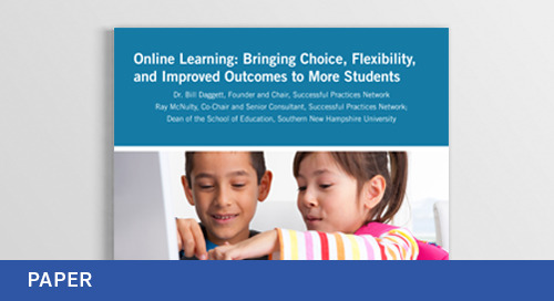 Online Learning: Bringing Choice, Flexibility, and Improved Outcomes to More Students