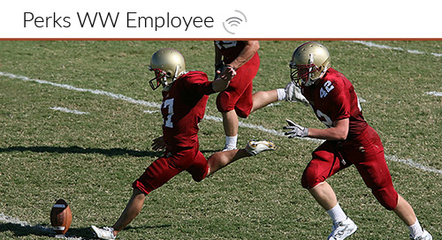 Super Bowl of the Workplace: Boost Employee Productivity