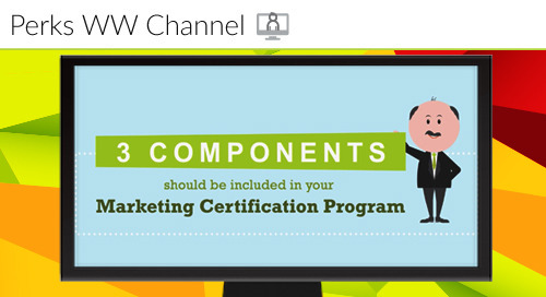 Empower your Partners w/ Channel Marketing Certification Programs