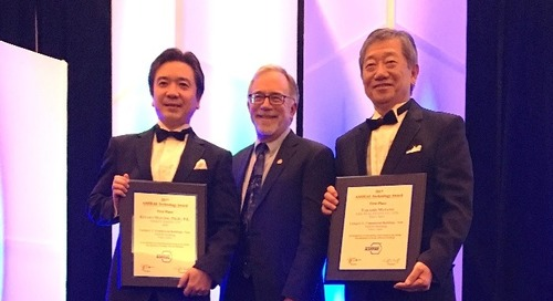 YKK80 Building Awarded Top Prize ASHRAE Technology Awards