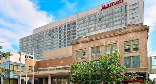 Site Visit on Demand: Louisville Marriott Downtown