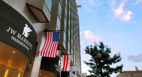 Site Visit on Demand: JW Marriott Washington, DC