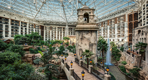 Site Visit on Demand: Gaylord Texan Resort & Convention Center