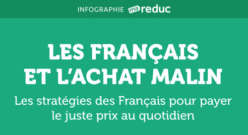 Les Français et l'achat malin