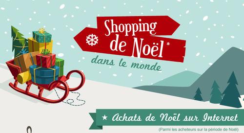 Shopping de Noël dans le monde