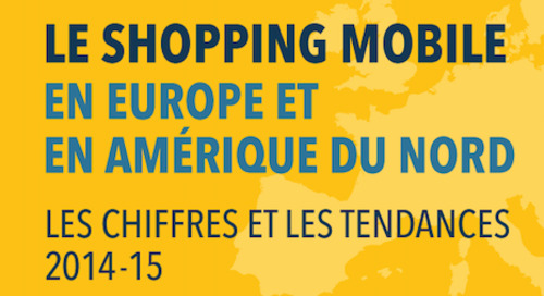 Le Shopping Mobile en Europe et en Amérique du Nord