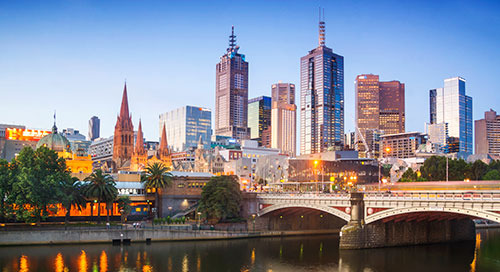 Smartening up Australia's cities