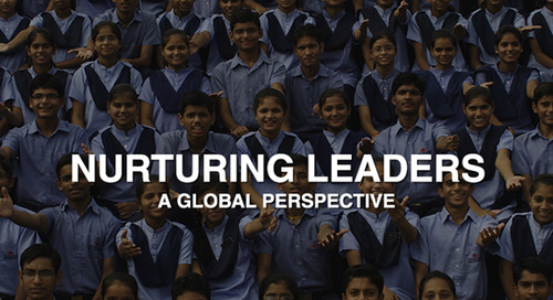 Nurturing leaders - A global perspective