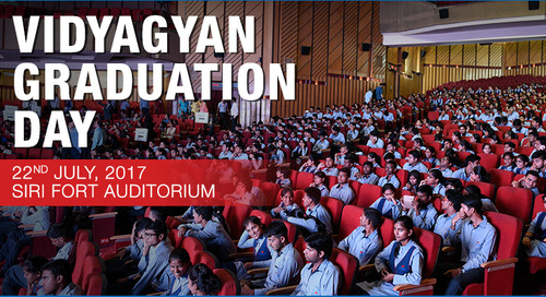 VidyaGyan Hosts its 2nd Graduation Ceremony