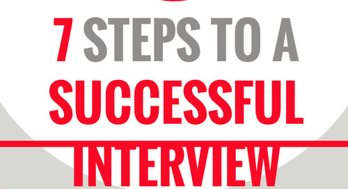 Infographic: 7 Steps to a Successful Interview