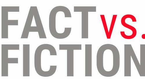Infographic: Fact vs. Fiction on the Hidden Job Market