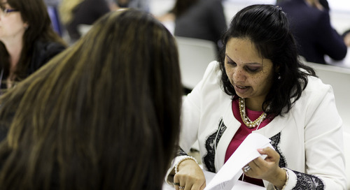Top 10 Pieces of Advice from Speed Mentoring Mentors