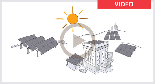 The 3 types of onsite commercial solar installations