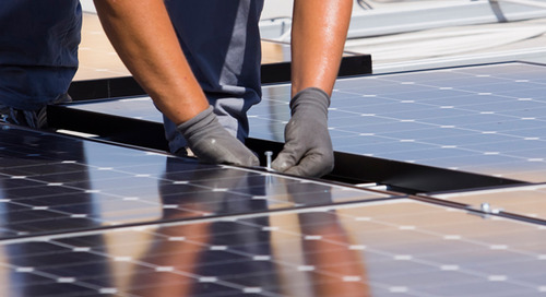 How long does a commercial solar panel warranty last?