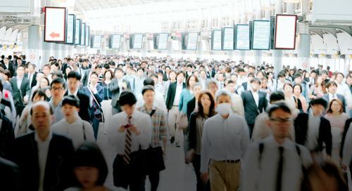 China's holiday boom