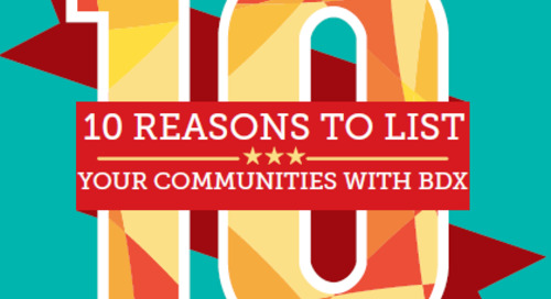 INFOGRAPHIC: 10 Reasons to List with BDX