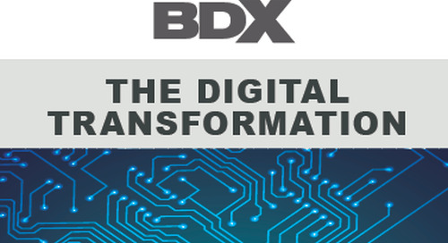INFOGRAPHIC: Digital Transformation