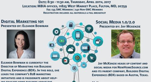 Digital Marketing & Social Media with SMC-MBIA