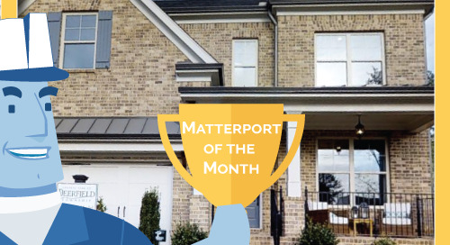 Matterport of the Month: July Edition