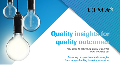 Quality insights for quality outcomes
