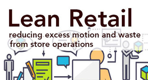 Lean Retail: Reducing Excess Motion and Waste from Store Operations