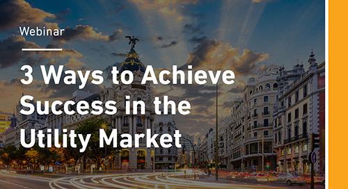 WEBINAR – Achieve Success in the Outdoor Utility Lighting Market