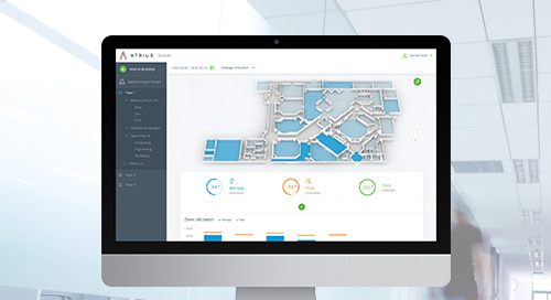 NEW! Atrius™ Spaces IoT Platform Service