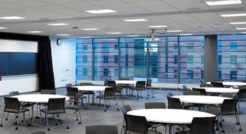 Case Study Sheds Light on Sustainable U of I Engineering Building