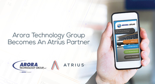 Atrius™ Partner, Arora Technology Group, LLC., is Rethinking Infrastructure®
