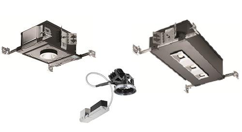 New! 2-inch LED Luminaires (Oct. 2017)